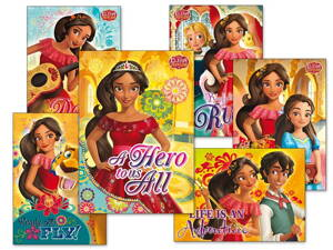 Pohľadnica sr Y021 F Disney (Elena of Avalor) UV